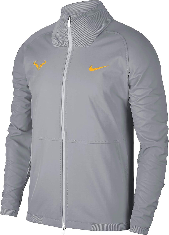 Nike Court Rafa Veste d'entraînement pour Homme S Gris