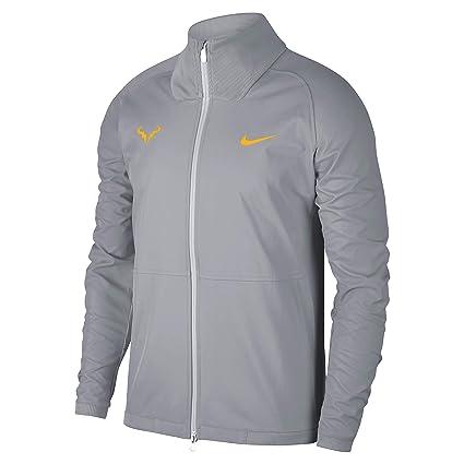 Nike Court Rafa - Chaqueta para Hombre, Todo el año, Hombre, Color Gris