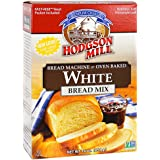 Hodgson Mill White Bread Mix, 16-Ounce Boxes (Pack of 6), Bread Mix for Bread Machines or Make in the Oven, Bake...