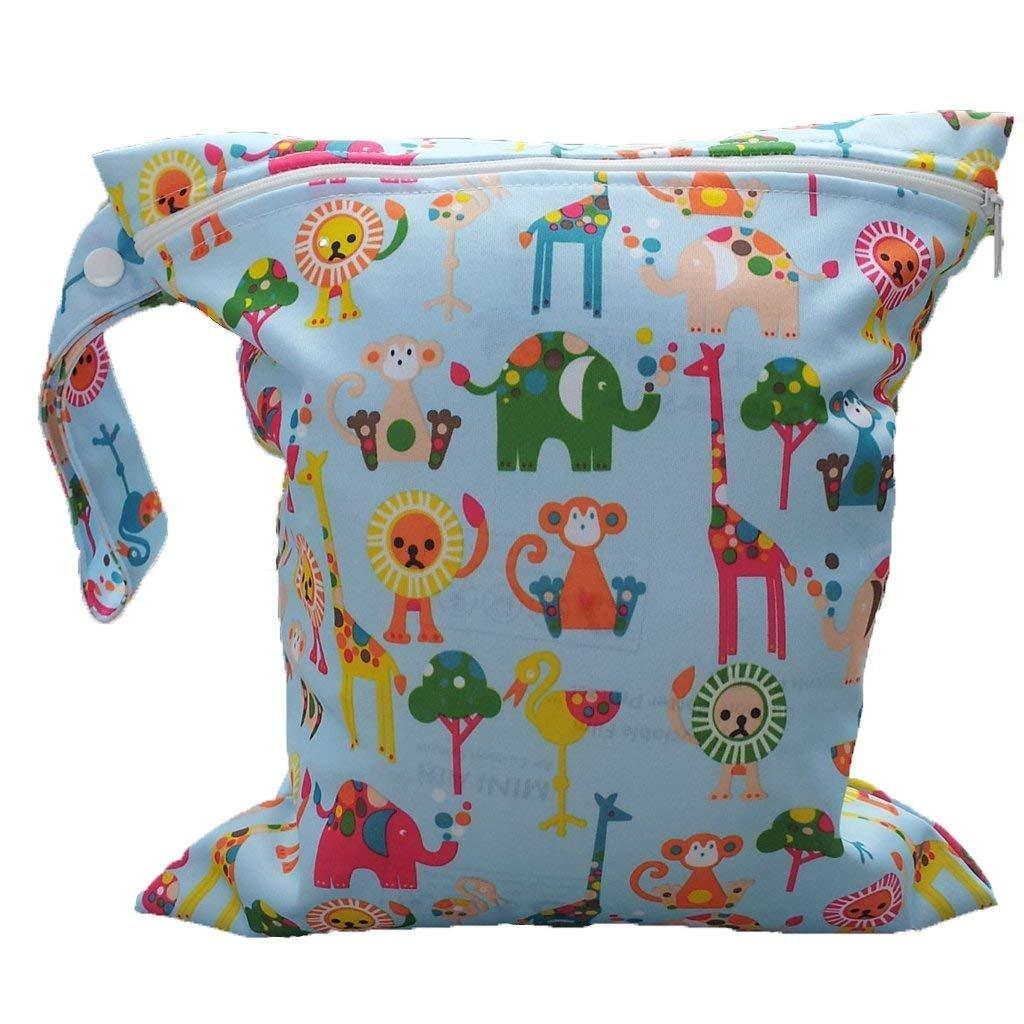 Aofocy Baby Wickeltasche Windel Tasche Wasserflasche Schultertasche Mutterschaft Muttchen Handtasche