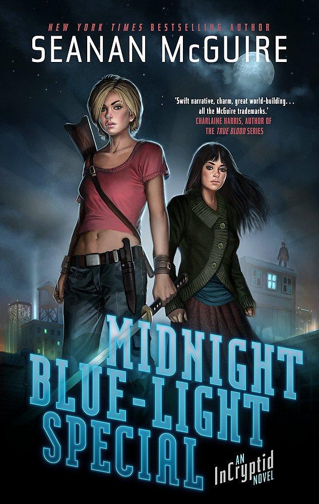 Read Online Midnight Blue-Light Special: An Incryptid Novel ebook