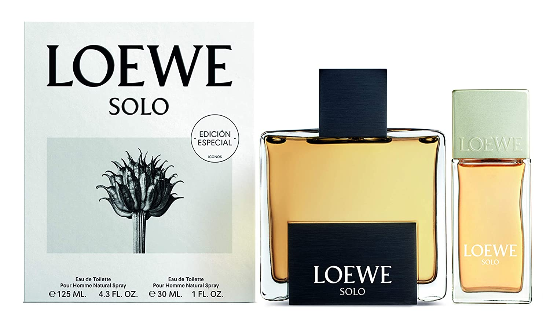 Loewe Solo Set Man Edt 125 ml + Edt 30 ml