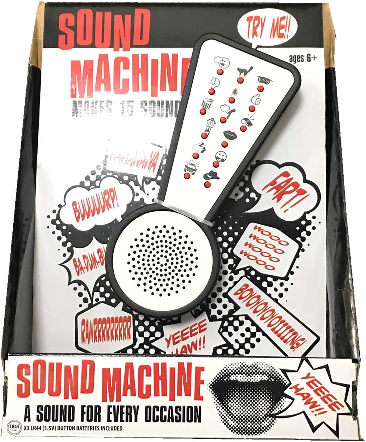 Hwamart La Novedad de Efectos de Sonido Sound Machine Efecto ...