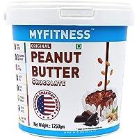 MYFITNESS Chocolate Peanut Butter 1250g