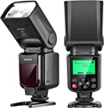Neewer NW635 GN58 TTL Flash Speedlite with LCD Display and Soft