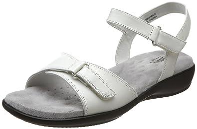 Walking Cradles Women's Sky 2 Ankle-Strap Sandal,White,12 ...