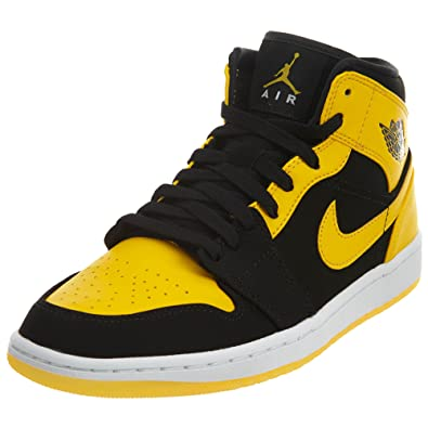 "3faa7da6e98 Image Unavailable. Image not available for. Color: Air Jordan 1 Mid ""New  Love ..."
