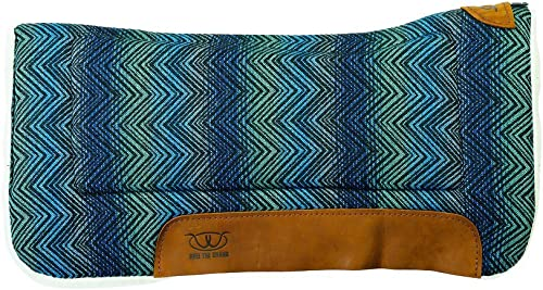 Weaver Leather 35-9307-H37 Contoured Saddle Pad