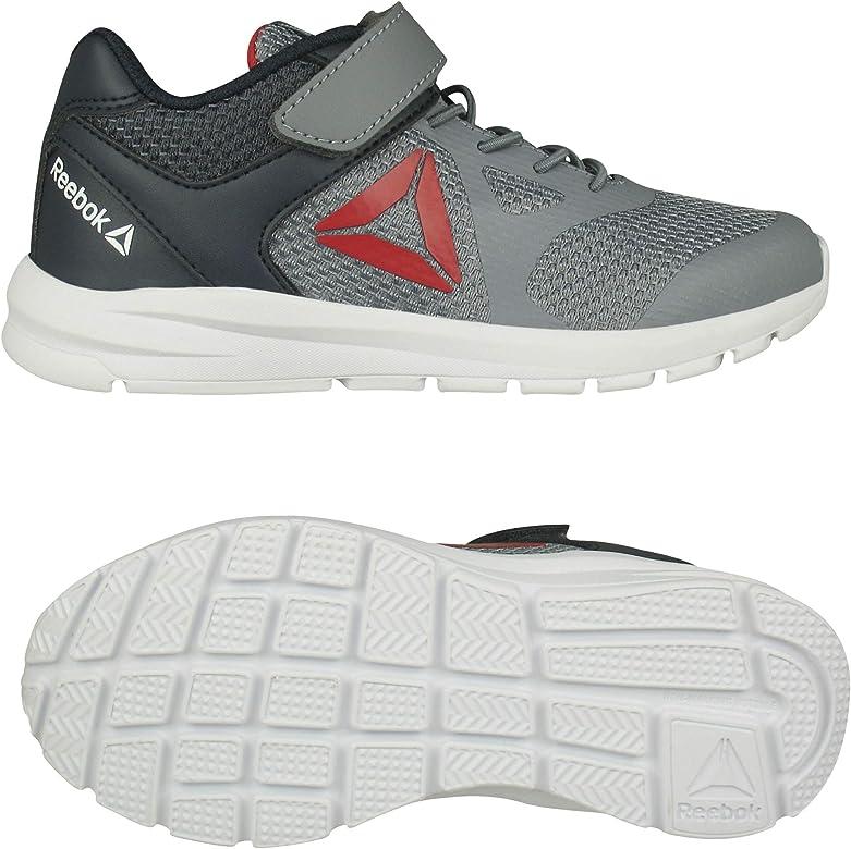 Reebok Rush Runner ALT, Zapatillas de Trail Running para Hombre, Multicolor (Grey/Navy/Red/White 000), 39 EU: Amazon.es: Zapatos y complementos