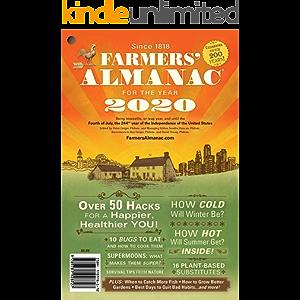 Farmers' Almanac 2020