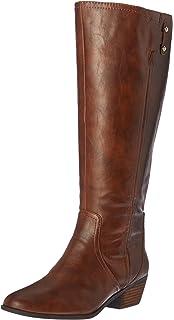 377b34c0650c Dr. Scholl s Women s Brilliance Wide Calf Riding Boot