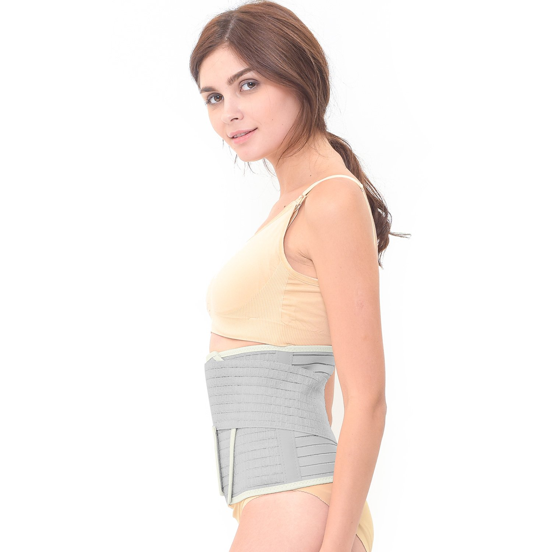 c9747078625c0 MOOIMOM Bamboo Postpartum Belly Band at Amazon Women s Clothing store