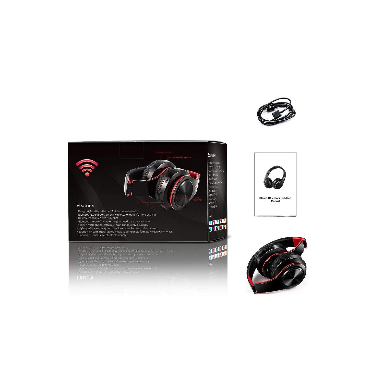 Amazon.com: Hot Pocket - Auriculares con Bluetooth y soporte ...