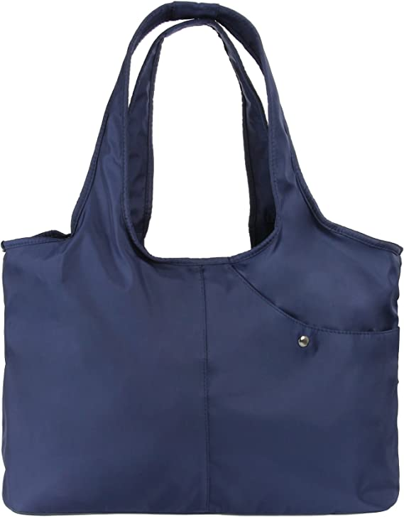 Tote Bags Beautiful Childish Cute Travel Totes Bag Fashion Handbags Shopping Zippered Tote For Women Waterproof Handbag