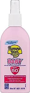 Banana Boat Baby Sunscreen Lotion Spray SPF50+, 200ml