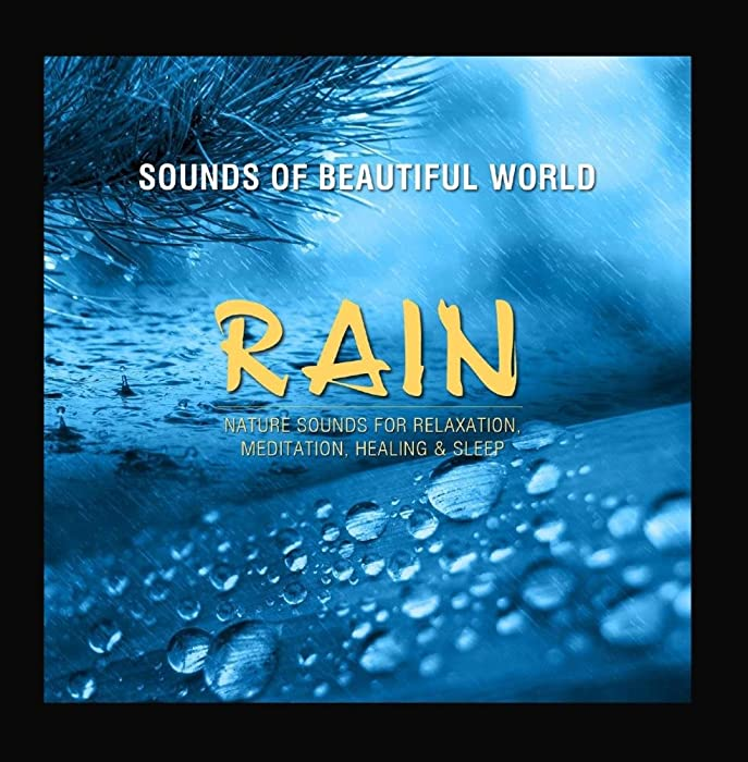 Rain (Nature Sounds for Relaxation, Meditation, Healing & Sleep)