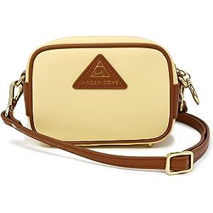 5c6a68875583 Amazon.com   Arden Cove Carmel Anti-Theft Waterproof Backpack (Black ...