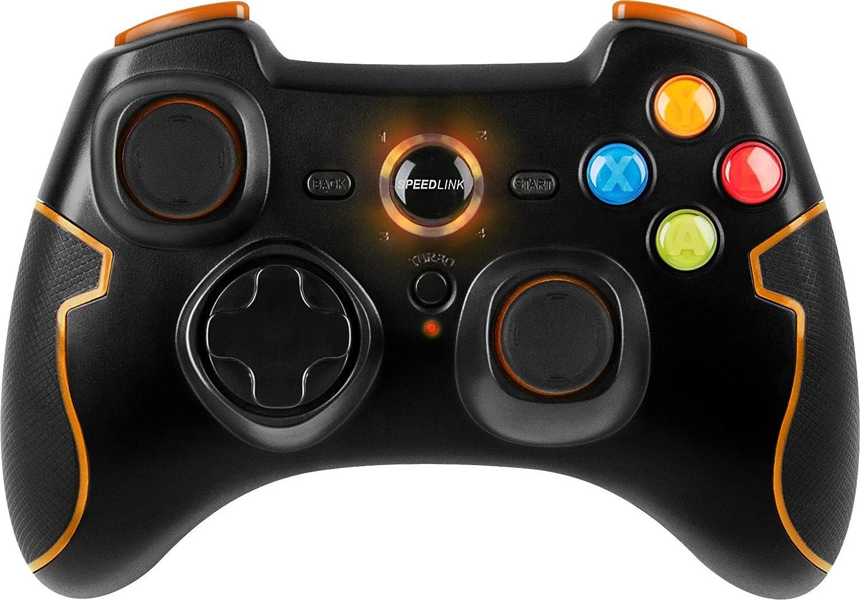 Speedlink Gamepad Für Pc Computer Und Ps3 Torid Computer Zubehör