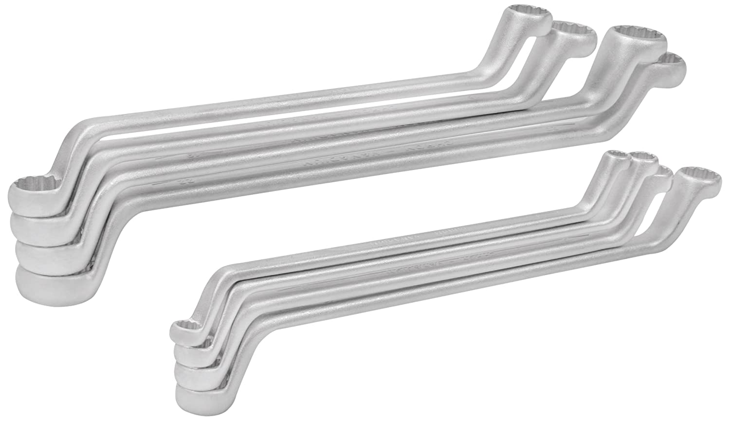 1//4-1.1//4 AF Matador 0200 9081 Double-Ended Ring Spanner Set of 8