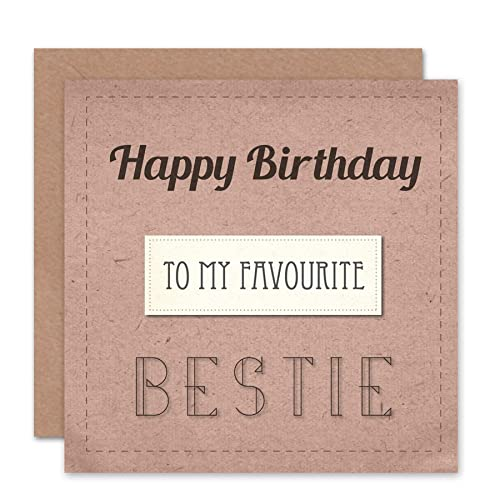 Best Friend Card Amazon