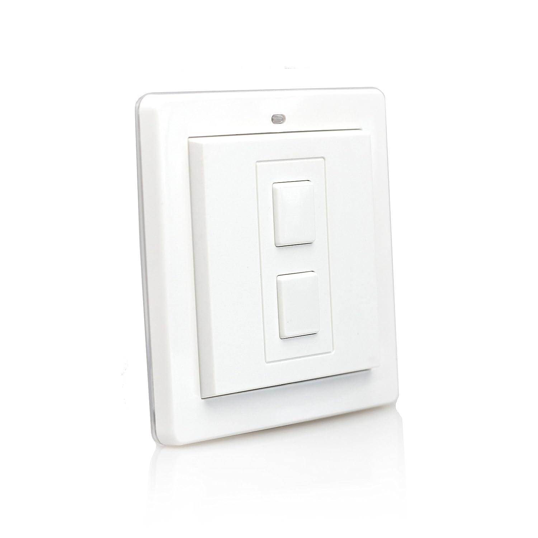 control remote pin rf gang switch funry eu light type way wireless uk switches