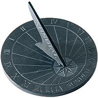 Esschert LS002 reloj de sol, 25 x 25