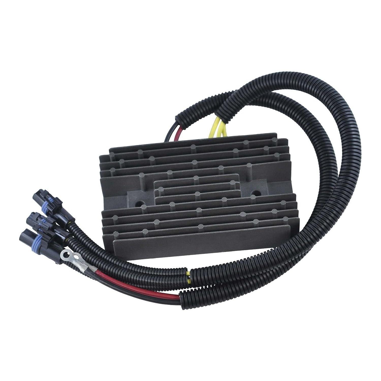 Zz Pro Mosfet Regulator Rectifier For Polaris RZR 900 XP RZR 4 900 XP 2011 2012 OEM Repl.# 4013231