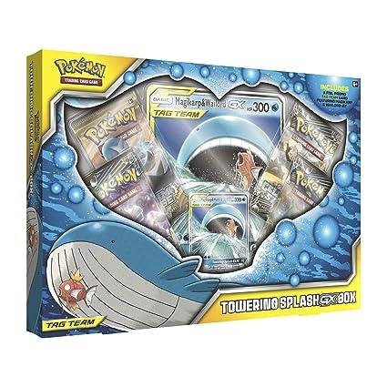 Pokemon Karten Gx Pikachu.Pokemon Tcg Towering Splash Gx Box