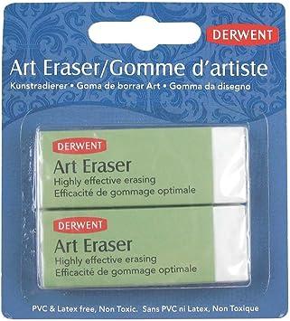 Twin Pack - 2301598 Derwent Art Eraser