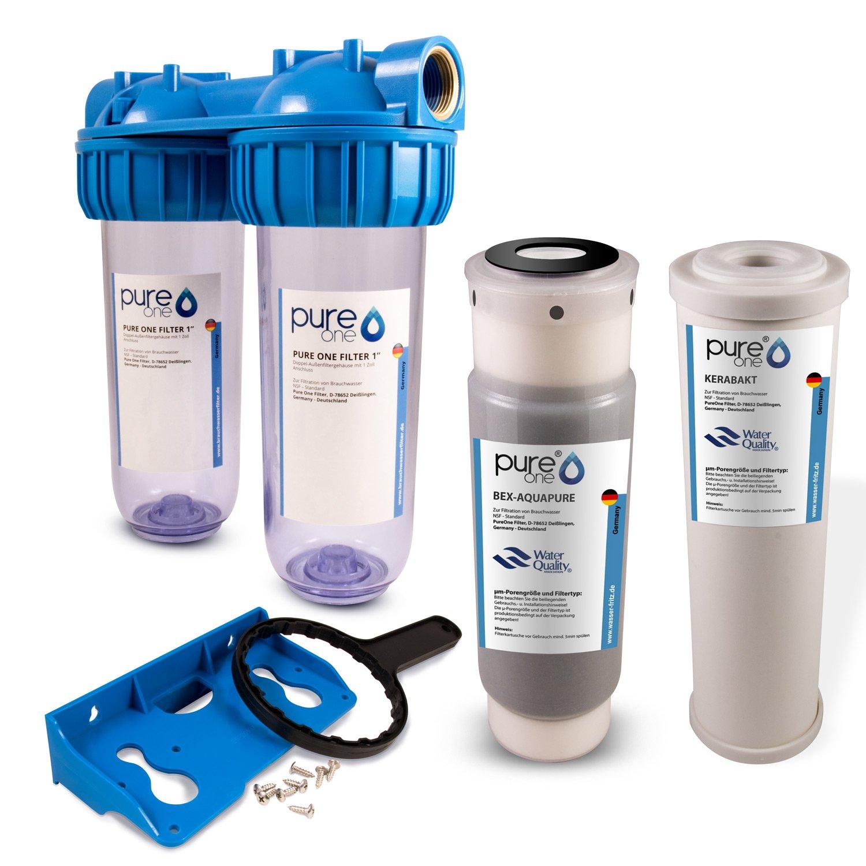 Reemplazo de Agua PETSOLA Filtro de Membrana Purificador de Agua 10 Pulgadas