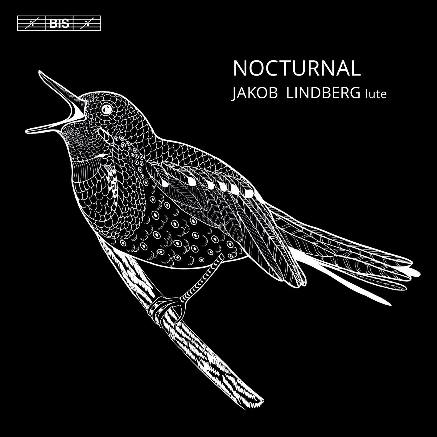 SACD : Jakob Lindberg - Nocturnal (Hybrid SACD)