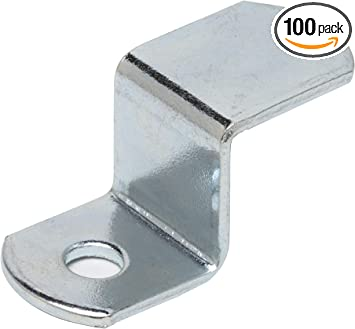 888 Corp Extra Heavy Duty 1//4 Canvas Offset Clips with Screws 20 Pack