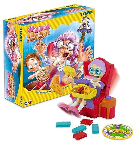TOMY Greedy Granny Children's Preschool Action Game