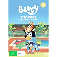 Bluey: The Pool And Other Stories Vol 3 (DVD)