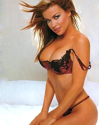 in lingerie electra Carmen