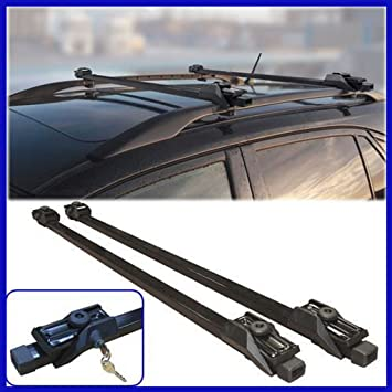 RENAULT GRAND SCENIC 09-ON DYNAMIC ANTI-THEFT LOCKABLE ROOF BARS