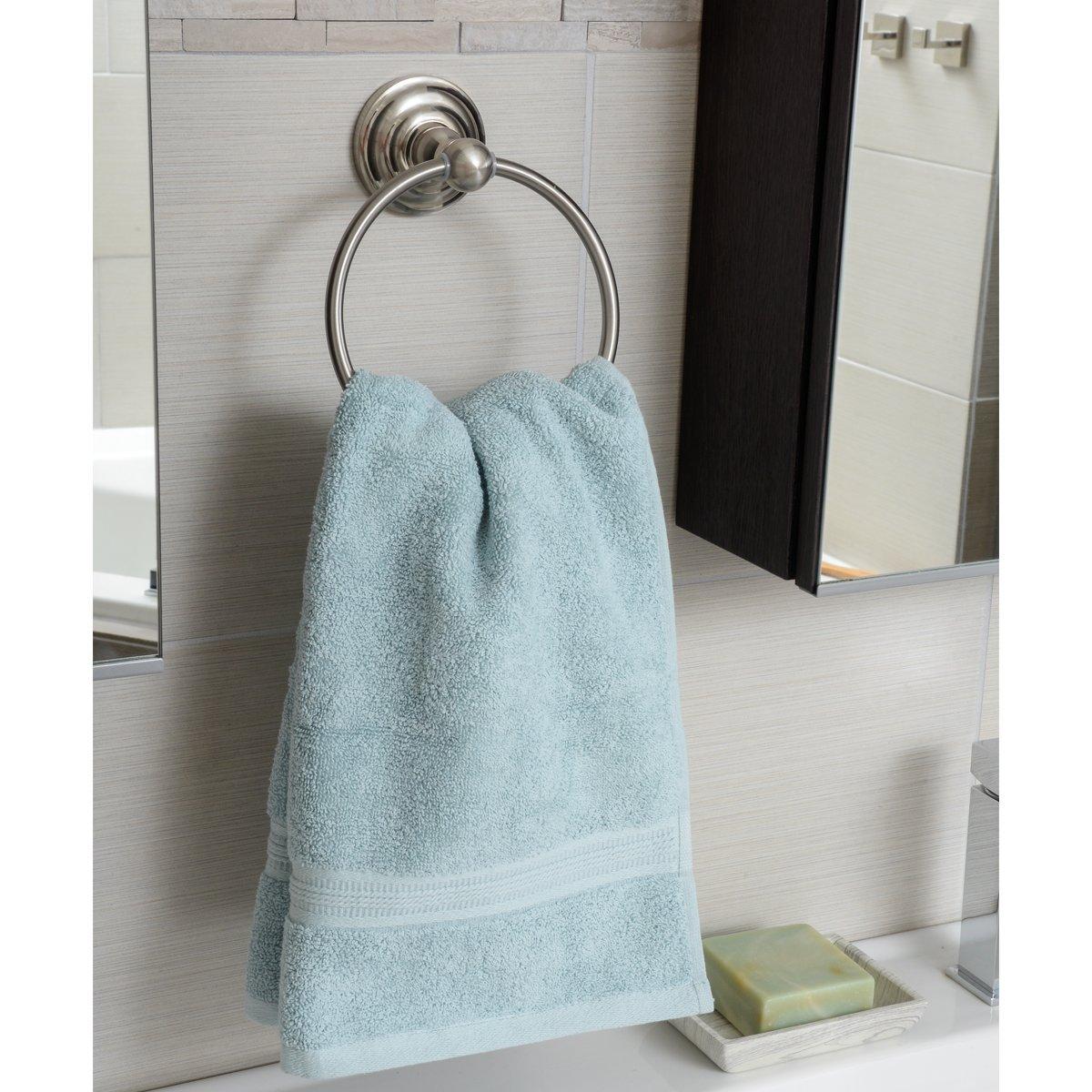 Oil Rubbed Bronze Basics Modern Towel Ring