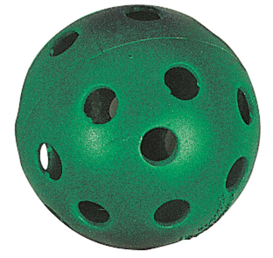 Markwort 9-Inch Plastic Balls-Box of 100, Green by Markwort