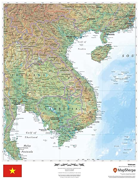 Amazon.com : Vietnam - 17\
