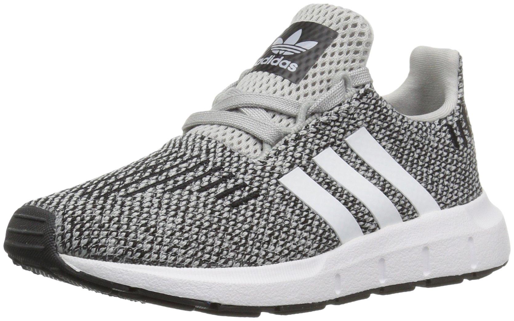 f4f2791681e21 Galleon - Adidas Originals Boys  Swift I Running Shoe Grey Two White ...