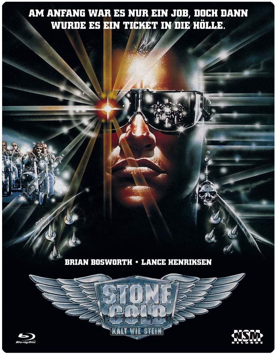 Stone Cold - Kalt wie Stein - Steelbook Futurepak Alemania ...