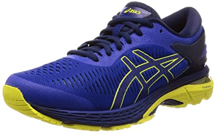 huge discount e9f77 c7880 Asics Mens Gel Kayano 25 Cushioned Breathable Running Shoes