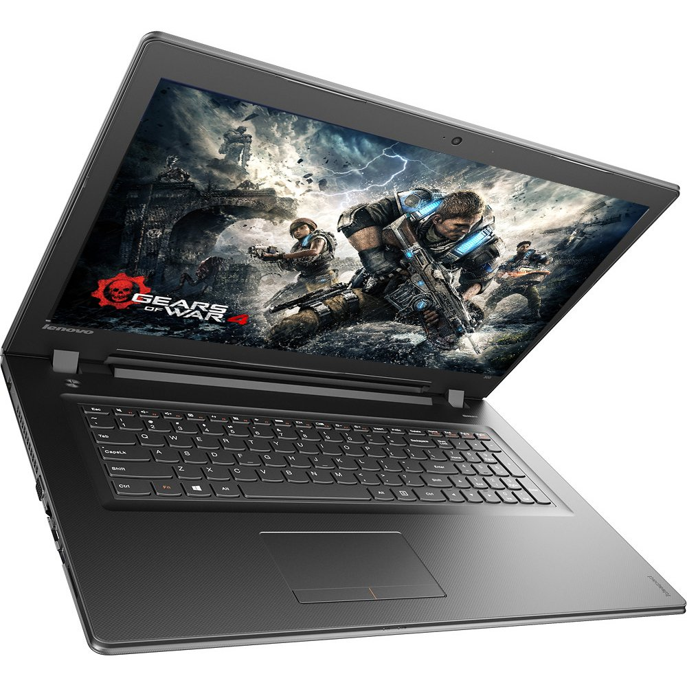 Lenovo Premium Built High Performance 15.6 inch HD Laptop Intel i3-6100u Dual-Core Processor 8GB RAM 1TB HDD DVD-RW Bluetooth Webcam WiFi 802.11 AC HDMI Windows 10-Black by Lenovo (Image #3)