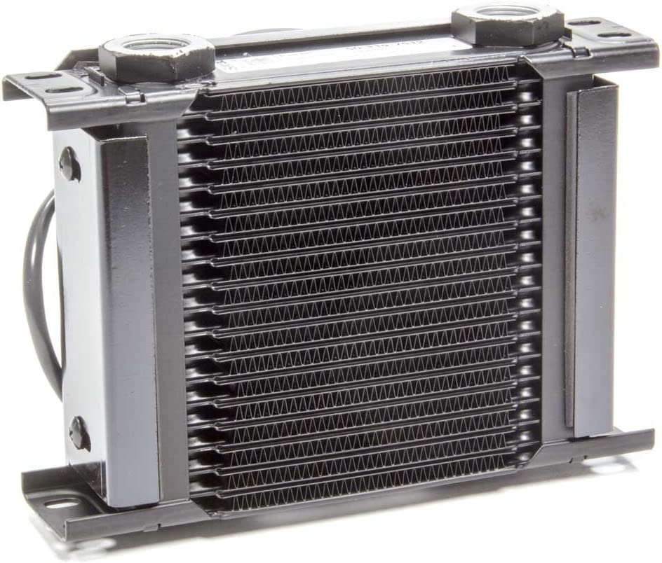 SETRAB OIL COOLERS FP119M22I Series-1 Oil Cooler 19 Row w/12 Volt Fan
