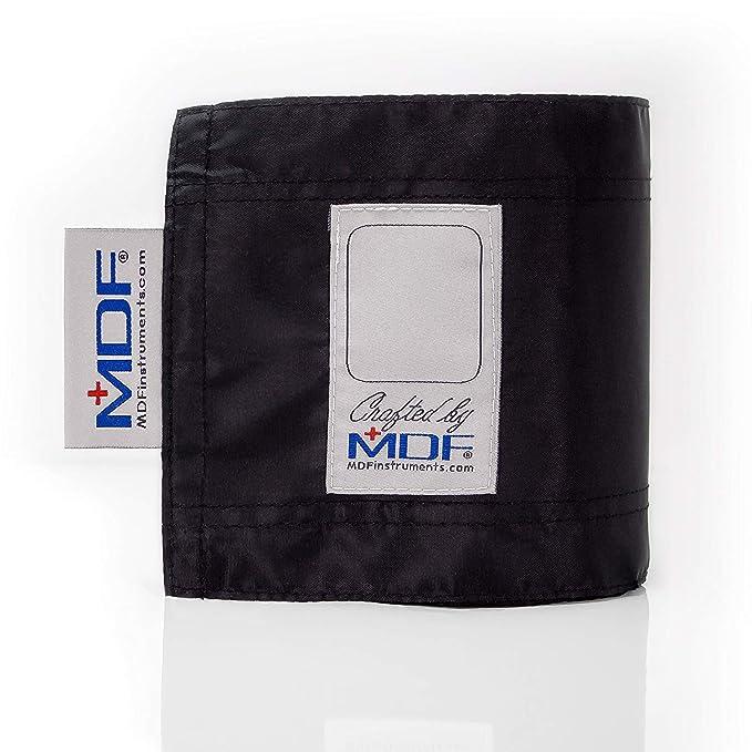 MDF® Bravata® Palm Esfigmomanómetro aneroide - Monitor profesional de presión arterial (adulto y pediátric) - Garantía de por vida & Programa piezas ...