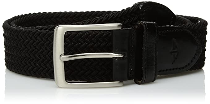 3d35d92b37b Amazon.com  Dockers Men s 1 3 8 in. Braided-Elastic Belt  Clothing