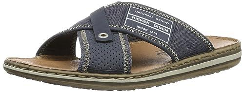 shoes Rieker 21064Ciabatte Amazon Uomo Estate doCrxeB