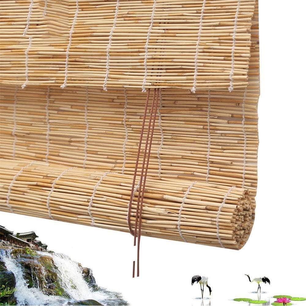 YUANP Persianas Enrollables Persianas De Láminas Persianas Enrollables De Láminas para Ventanas/Pabellones/Balcones/Terrazas Los Tamaños Se Pueden Personalizar,1m*2.5m: Amazon.es: Hogar