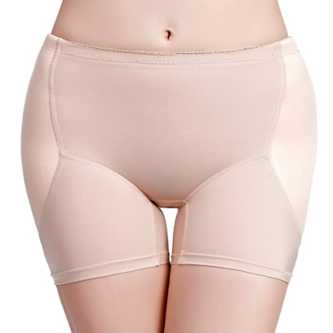 90462e9857d Ceestyle Padded Butt Lifter Shapewear Panty Hip Enhancer Control Underwear  Shaper  Amazon.co.uk  Clothing