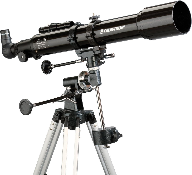 Celestron Powerseeker 70 Eq 70 700 Refraktor Teleskop Kamera